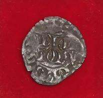 BRETAGNE - Charles De Blois - Double - 476-1789 Monnaies Seigneuriales