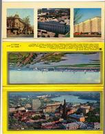 USSR 1977 Set 18 Cards Kazan The Capital Of Tatarstan - Souvenir De...
