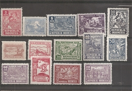 Indonésie  ( Série De 14 Timbres Privés XXX -MNH- à Voir) - Indonésie