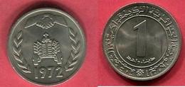 1 DINAR 1972 ( KM 104.2) SUP 1,5 - Algérie
