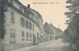 CPA - France - (67) Bas Rhin - Union - Rue Du Pont - Saverne