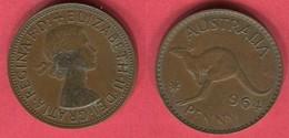 1 PENNY 1964  ( KM 56) TB+ 2 - Monnaie Pré-décimale (1910-1965)