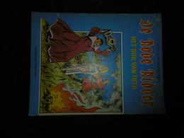 18-12/1 - 88 Het Oog Van Toth OE Willy Vandersteen - De Rode Ridder