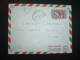 LETTRE TP TEXTILE DE KINSOUNDI SOTEXCO 30F OBL.30.10.70 BRAZZAVILLE CTM - Congo - Brazzaville