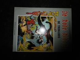 18-12/1 - 107 De Troglods OE Willy Vandersteen - De Rode Ridder