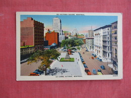 Canada > Quebec > Montreal  Victoria Square     Ref 3094 - Montreal