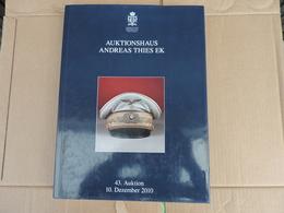 Important Catalogue De Vente Médailles,Insignes & Militaria. 2010 - Army & War