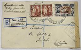 Nueva Zelanda 195(2)-97 - 1907-1947 Dominion