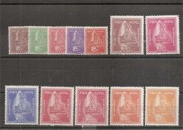 Népal ( 79 / 90 X -MH) - Nepal