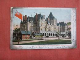 Canada > Quebec > Montreal   Viger Hotel & Station     Ref 3094 - Montreal