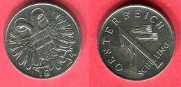 1 SKILLING 1934   ( KM 2851) TTB+ 2,5 - Autriche