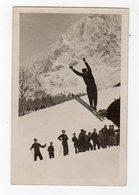 Dec18    83290   Photo Carte Sauteur à Ski - Winter Sports