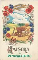CPA - France - (67) Bas Rhin - Baisers De Oermingen - Autres Communes