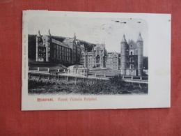 Canada > Quebec > Montreal    Royal Victoria Hospital     Ref 3094 - Montreal