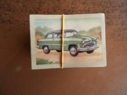 Chromos Jacques (Rétrospective De L'Automobile) - Sammelbilderalben & Katalogue