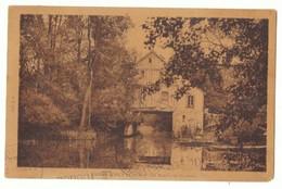 CPSM. France. Vaires-Torcy. Le Moulin De Douvres. Timbre. Cachet. 1934 - Torcy