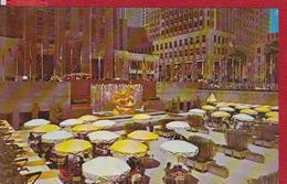 NEW YORK PLAZA OF ROCKEFELLER CENTER UNITED STATES UNUSED - New York City