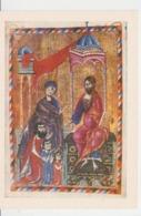 Armenia - Armenian Miniatures - Prince Vasak And His Sons Cilicia Unused (ask For Verso/demander Le Verso) - Armenia