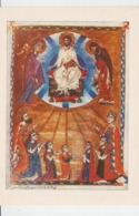 Armenia - Armenian Miniatures - King Levon III With His Family, Cilicia Unused (ask For Verso/demander Le Verso) - Arménie
