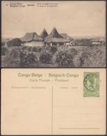 """Congo Belge - EP Vue 5C Vert - Nº21 Kabinda """" Corps De Garde Et La Prison """" (DD) DC1063 - Belgian Congo - Other"""