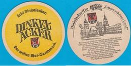 Dinkelacker-Schwaben Bräu Stuttgart  ( Bd 2112 ) - Bierdeckel