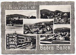 Air Mail Baden-Baden  Odessa Ukraine 1965 - [7] République Fédérale