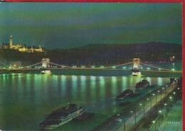 BUDAPEST HUNGARY POSTCARD UNUSED - Hongrie