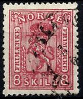 Noruega Nº 15 En Usado - Oblitérés