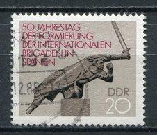 DDR Nr.3050          O  Used       (22016) ( Jahr: 1986 ) - [6] République Démocratique