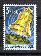 Belgio  -  1963. Campana Della Basilica Koekelberg. Bell Of The Koekelberg Basilica. Fine - Francobolli