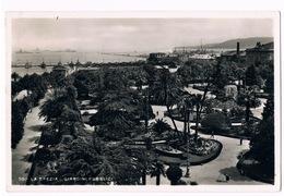 Cartolina - Postcard / Viaggiata - Sent / La Spezia – Giardini Pubblici - La Spezia