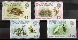 Territorio Británico Del Océano Índico 39/42 ** - British Indian Ocean Territory (BIOT)