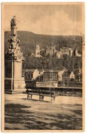 Heidelberg  Odessa Ukraine Censor 1950 - Briefe U. Dokumente
