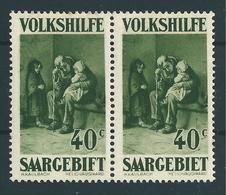 Saar MiNr. 135 * Plattenfehler I  (sab39) - 1920-35 Saargebiet – Abstimmungsgebiet