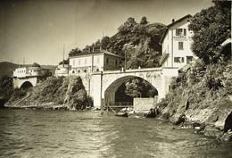 BRISSAGO Dogana Schweiz.- Italienische Grenze Stempel Hotel - TI Tessin