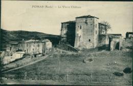 11 POMAS  / Le Vieux Chateau / - France