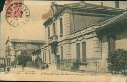 83  TOULON   / LE Pont Du Las Les écoles Communales Mixtes / - Toulon