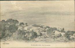83  TOULON   / Le Lazareth / - Toulon