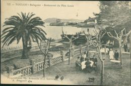 83  TOULON   / Balaguier Restaurant Du Peère Louis / - Toulon