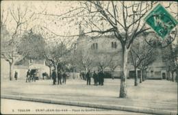 83  TOULON   / Saint Jean Du Var Place Du Quatre Septembre / - Toulon