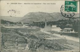 83  TOULON   / Quartier De Lagoubran Vue Vers Toulon / - Toulon