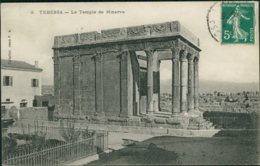 ALGERIE TEBESSA  / Le Temple De Minerve / - Tébessa
