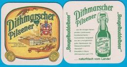 Dithmarscher Privatbrauerei Marne ( Bd 2114 ) - Bierdeckel