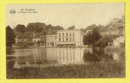 * Watermaal Bosvoorde - Watermael Boitsfort (Bruxelles) * (Flion, Nr 42) Les étangs Et Les Hotels, Café Au Gambrinus TOP - Watermaal-Bosvoorde - Watermael-Boitsfort