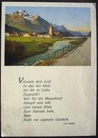 SILVAPLANA Gedicht Carl Seelig - GR Grisons