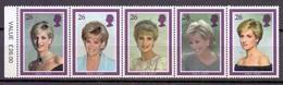 Groot Brittannie 1997 Lady Diana Postfris** A53 - 1952-.... (Elizabeth II)