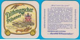 Dithmarscher Privatbrauerei Marne ( Bd 2115 ) - Bierdeckel