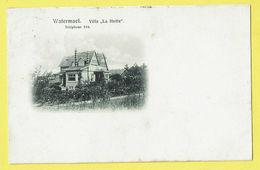 * Watermaal Bosvoorde - Watermael Boitsfort (Bruxelles - Brussel) * Villa La Hutte, Téléphone 334, Chateau, TOP, Unique - Watermaal-Bosvoorde - Watermael-Boitsfort