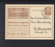 Dt. Reich Bild-PK Markenhandlung Klikow 1935 (2) - Deutschland