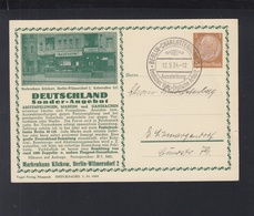 Dt. Reich Bild-PK Markenhandlung Klikow 1935 (3) - Germany